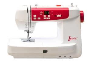 Vyšívací šicí stroj