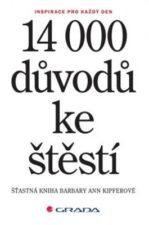 14 000 důvodů ke štěstí TOP motivační kniha