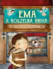 Ema a kouzelná kniha pro děti četba