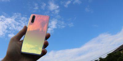 Recenze Huawei P30