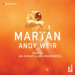 Marťan - nejlepší scifi audiokniha
