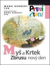 Myš a Krtek, zbrusu nový den kniha pro děti