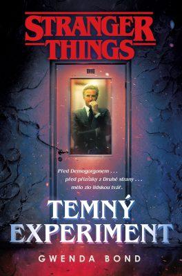 Stranger Things: Temný experiment nejlepší sci fi kniha