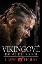 Vikingové - Pomsta synů recenze historického románu