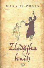 Zlodějka knih knížka pro ženy