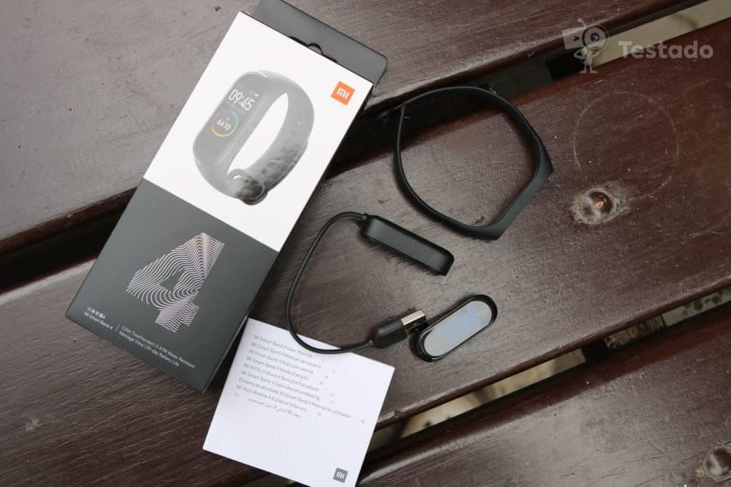 Xiaomi Mi Band 4 nabíječka