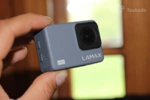 test akční kamery Lamax X10.1