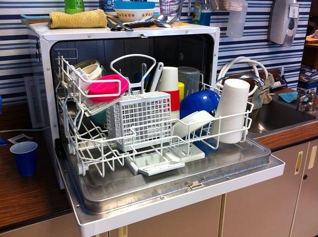 Jak vybrat myčku nádobí - rady