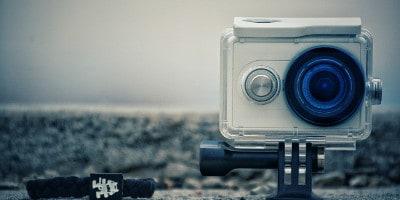 Nejlepší akční outdoorové kamery roku 2019 – recenze a testy
