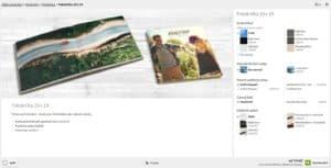 fotokniha Saal Digital test
