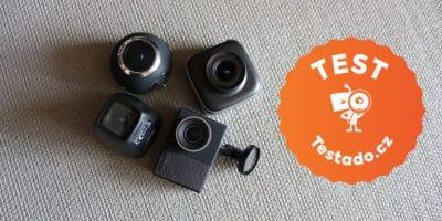 Test a recenze 4 levných kamer do auta