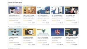 Udemy.com kurzy online zkušenosti