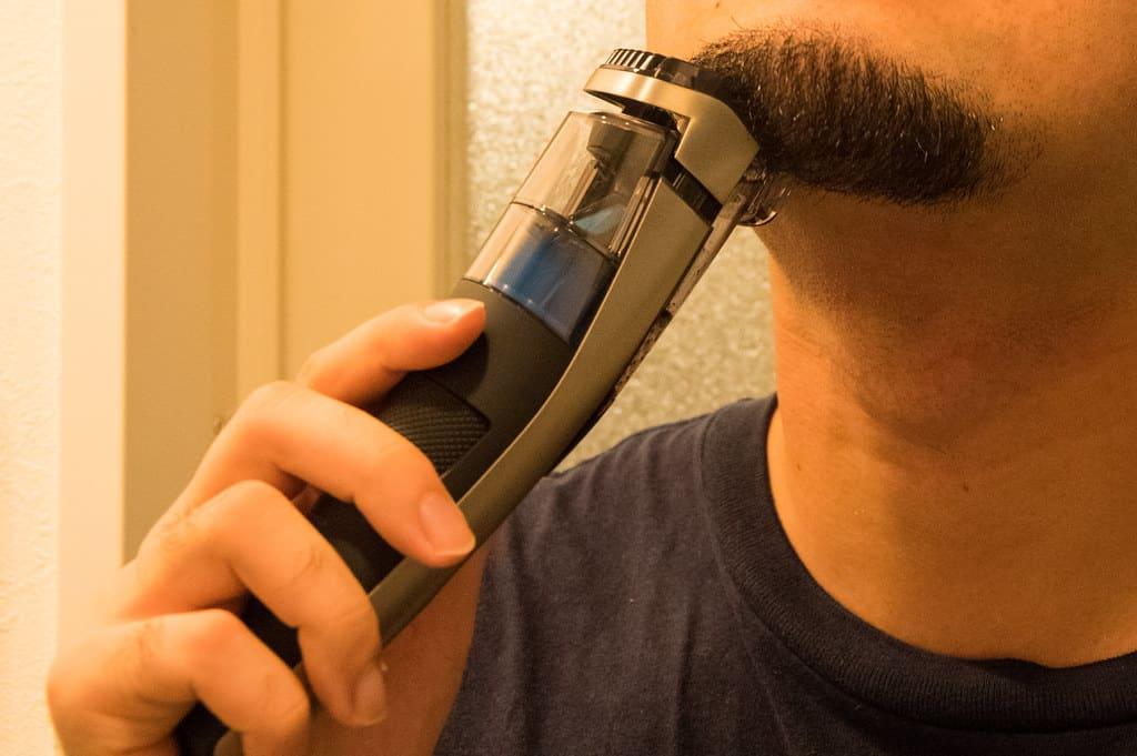 zastřihovač vousů a vlasů test