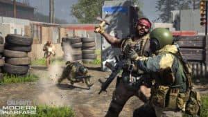 Call of Duty Modern Warfare (2019) nejlepší počítačová hra roku