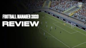 Football Manager 2020 nejlepší PC hra roku