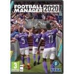 Football Manager 2020 nejlepší PC hra roku 2019