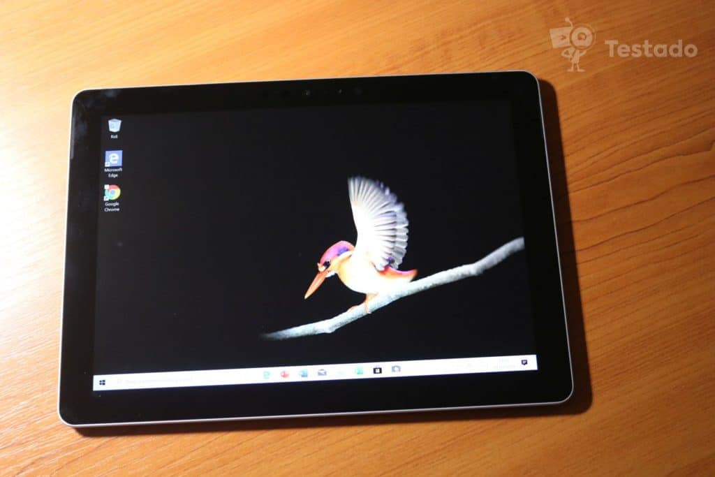 Recenze Microsoft Surface Go tablet