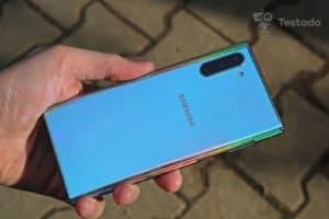 Samsung Galaxy Note10 recenze