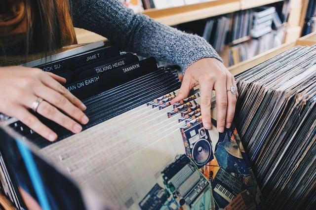 tipy a návody jak čistit gramofonové desk