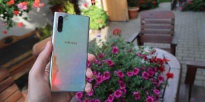 Recenze Samsung Galaxy Note10