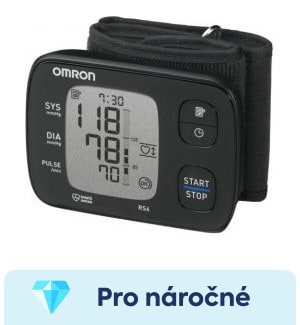 RecenzeOmron RS6