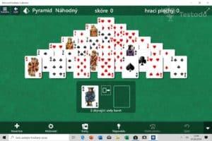 Microsoft Surface Go systém a hry