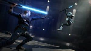 Star Wars Jedi Fallen Order test a recenze