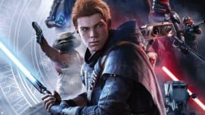 Star Wars Jedi Fallen Order nejlepší počítačová hra