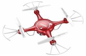 Syma X5UW test RC dronu