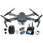 DJI Mavic Pro Combo Drone recenze a zkušenosti, návody