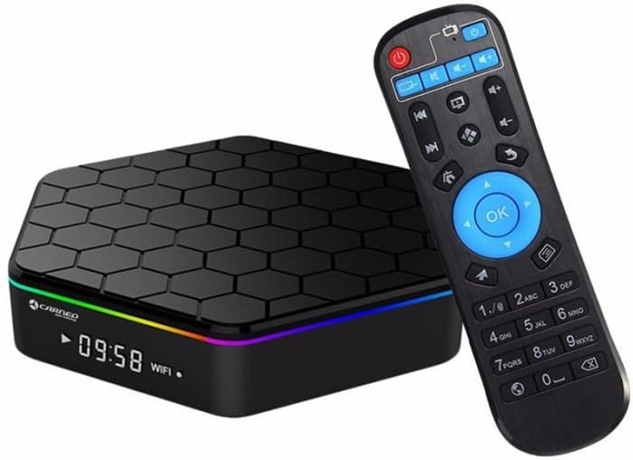 co je android tv box