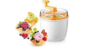 Nejlepší zmrzlinovače – recenze a rady jak vybrat stroj na zmrzlinu