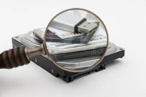 satelitní přijímač - disk