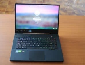 Recenze herního notebooku Asus ROG Zephyrus S (GX502)