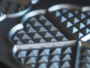 teflonová vrstva vaflovačů