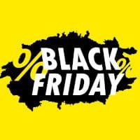 Black Friday (Černý pátek) 2021 – největší seznam obchodů