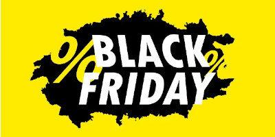 Black Friday (Černý pátek) 2019 – největší seznam obchodů