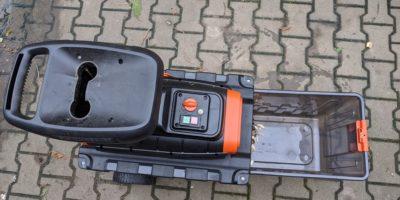 Recenze drtiče větví a zahradního odpadu BEGAS5800