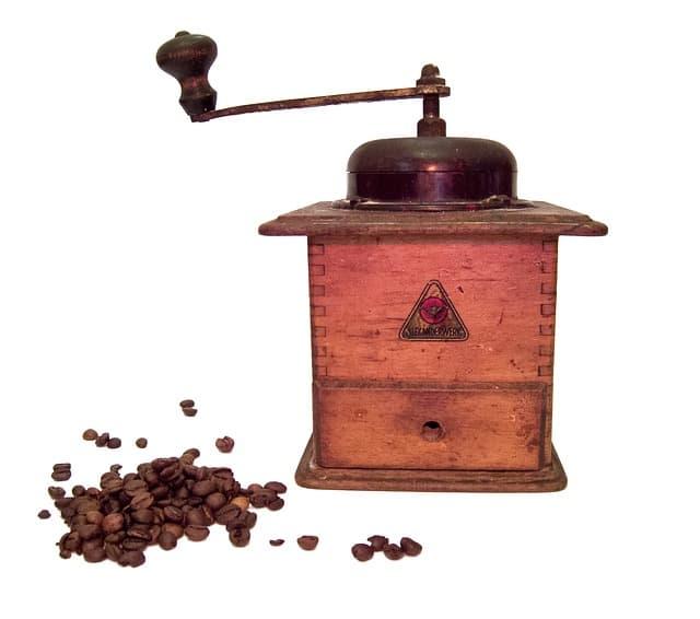 Jak vybrat mlýnek na kávu