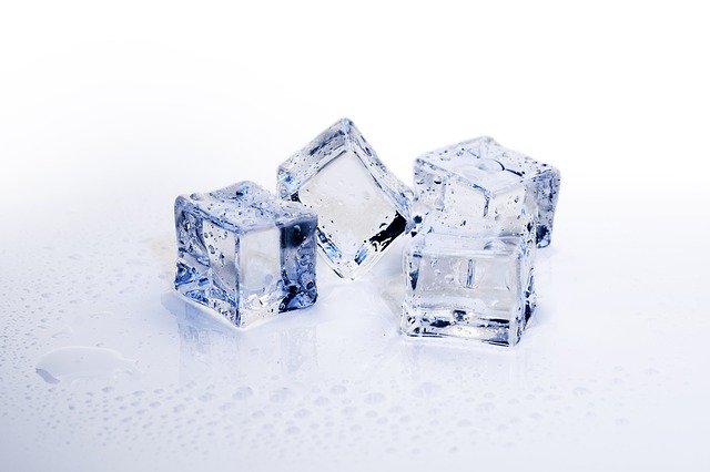 ledovače - Množství vytvořeného ledu