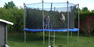 Nejlepší trampolíny – recenze a rady jak vybrat