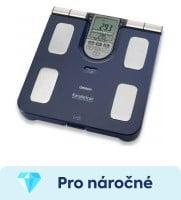 test osobní váhy Omron BF511