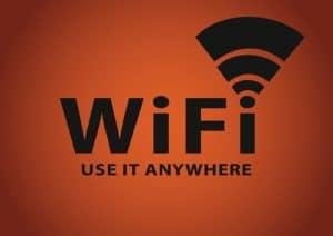 Zesilovače dosahu Wi-Fi