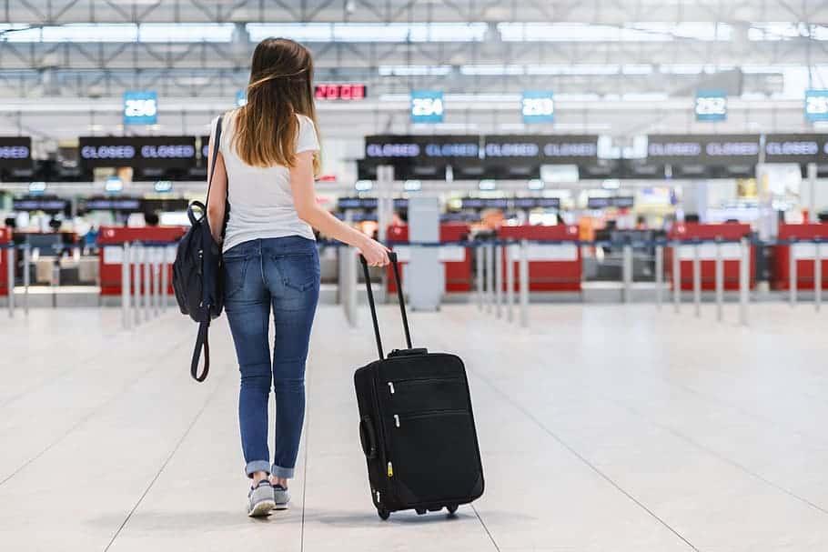 doplňky kufrů