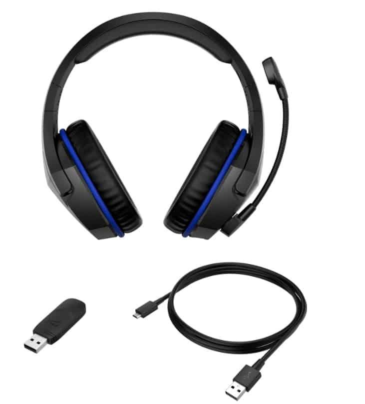 bezdrátová herní sluchátka - recenze