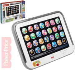 Fisher Price Smart Stages tablet recenze
