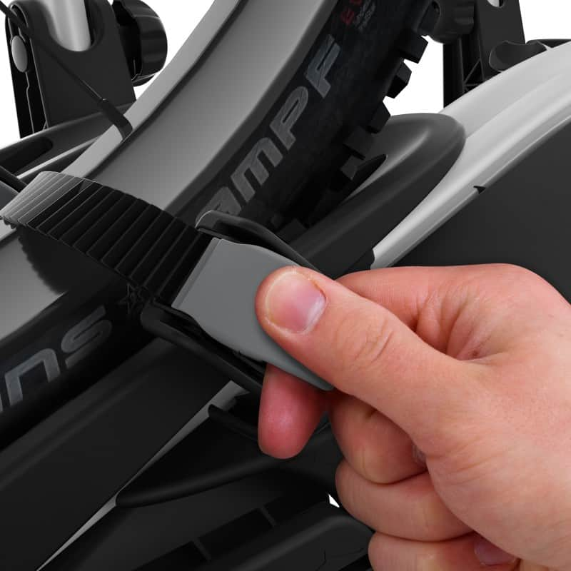 rychlé funkcní dotahování kol na nosiči