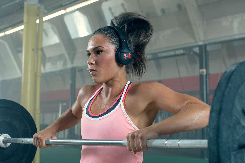 odolnost sportovních sluchátek