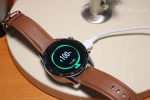 Recenze a test chytrých hodinek Huawei Watch GT 2 nabíjení
