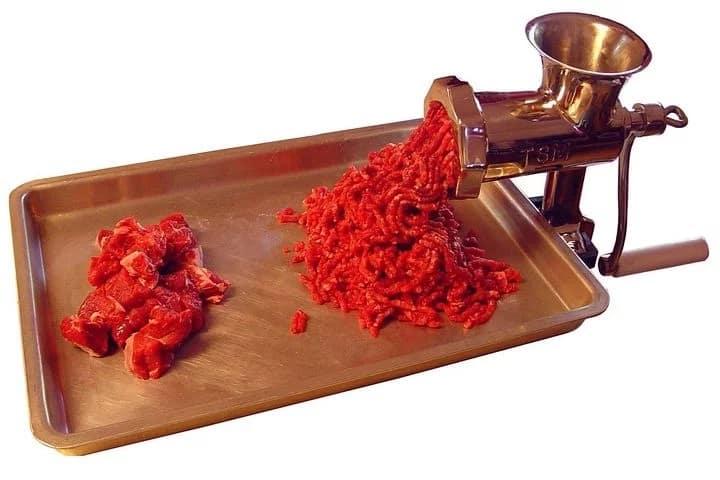 výběr mlýnku na maso
